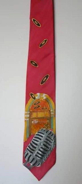 Cravattes en soie